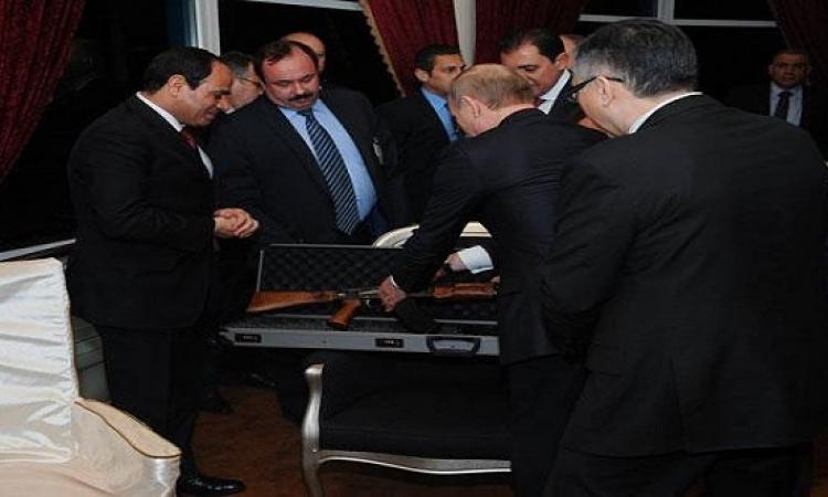 نيويورك بوست: هدية بوتين للسيسى أطلقت رصاصة الرحمة على ذكاء واشنطن