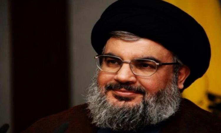 نصر الله : داعش يشكل خطرًا وجوديًا .. ونقاتل فى كل أنحاء سوريا !!