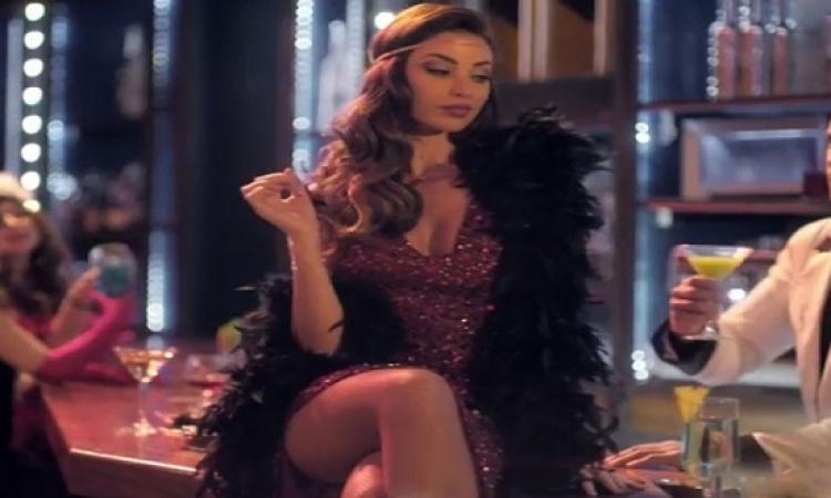 """بالفيديو .. اللبنانية داليدا خليل تشعل اعلان """" رقص النجوم """" .. أمال البرنامج حيبقى عامل ازاى ؟!!"""