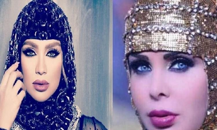 رولا سعد على خطى مايا دياب فى الحجاب والمكشوف وتتبرأ منها: أنا لست مثلها