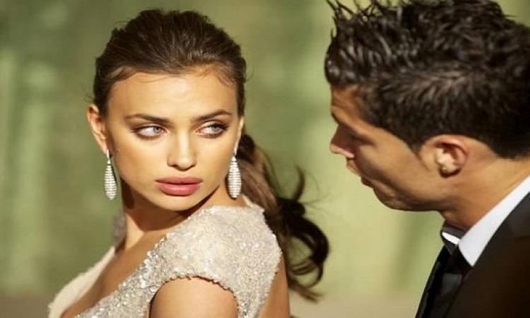 بعد طول صمت .. ايرينا شايك تكشف السبب الحقيقى لانفصالها عن كريستيانو رونالدو
