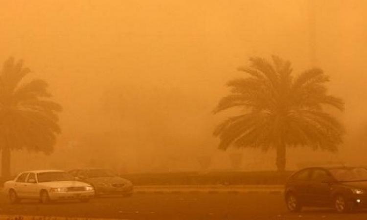الارصاد تحذر : الطقس السيىء سيزداد عنفا والعاصفة الترابية مستمرة حتى عصر الخميس
