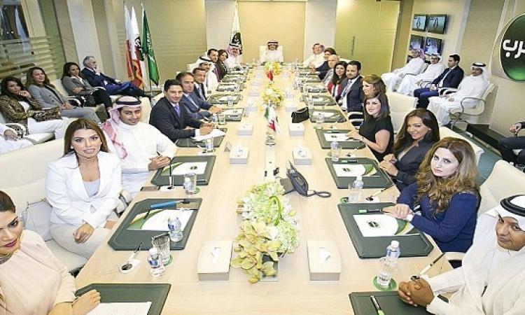 الوليد بن طلال يطلق اليوم قناة العرب الإخبارية من البحرين