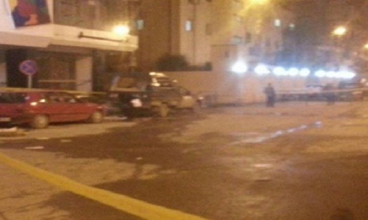 مصرع فتاة وإصابة4 آخريين فى انفجار قنبلة بدائية الصنع فى الإسكندرية