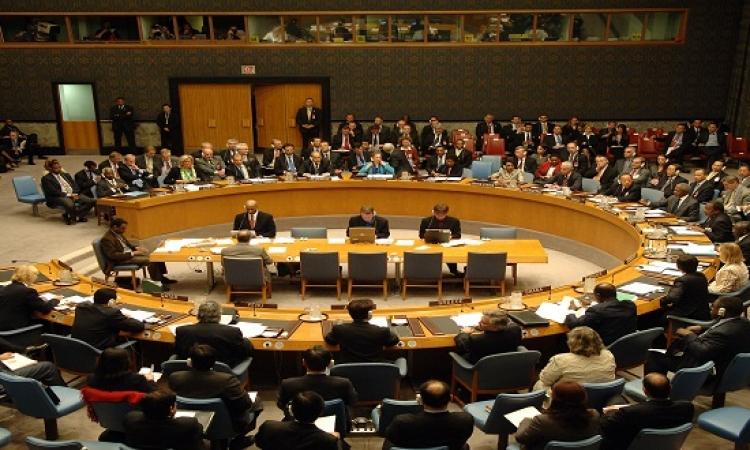 خلافات روسية غربية فى جلسة مجلس الأمن بشأن سوريا