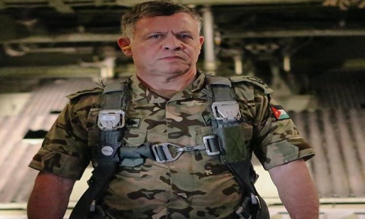 حقيقة مشاركة عاهل الأردن فى تنفيذ ضربات جوية ضد داعش