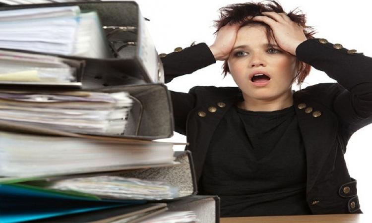 دراسة: ضغوط العمل الشديدة تعرضك للإصابة بمرض السكر
