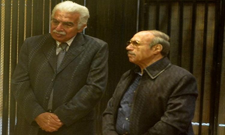الحكم اليوم على أحمد نظيف وحبيب العادلى فى قضية اللوحات المعدنية