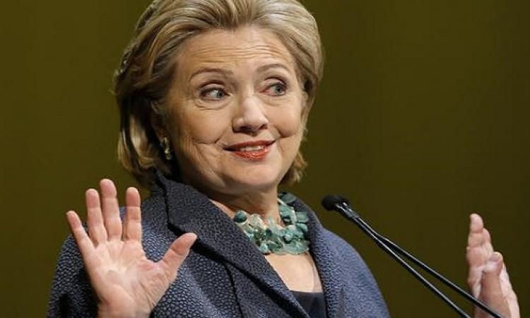 هيلارى كلينتون تفسر تفاصيل اكبر مؤامرة على مصر