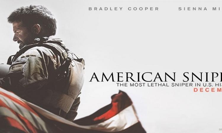 """العراق يقرر وقف عرض فيلم """" American Sniper """" لاهانته العراقيين"""
