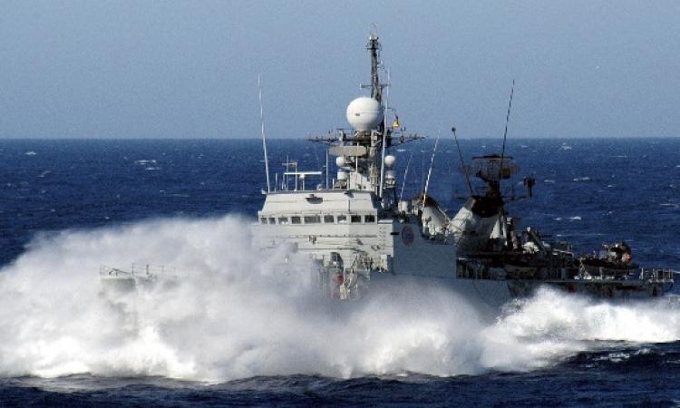 """المناورة البحرية المصرية السعودية """"مرجان 15"""""""