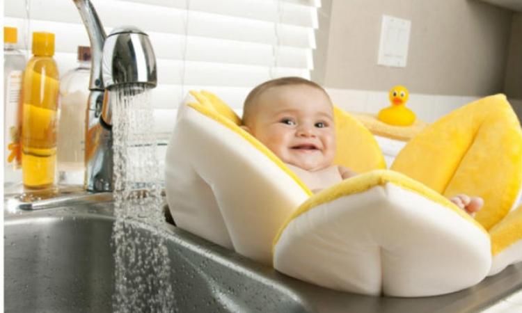 احذروا مقاعد استحمام الأطفال