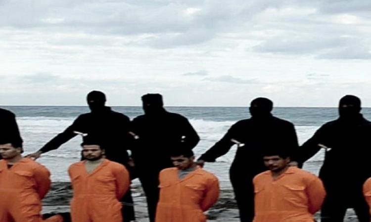 حكاية المصريون المختطفون فى ليبيا من داعش