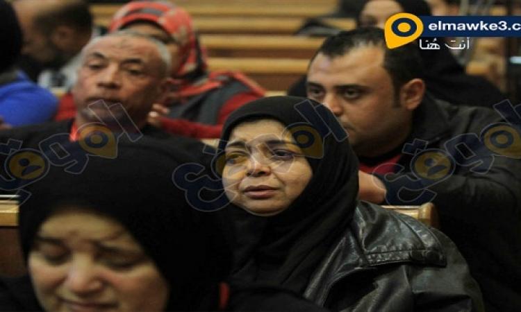 بالصور .. جلسة محاكمة أحداث مذبحة بورسعيد