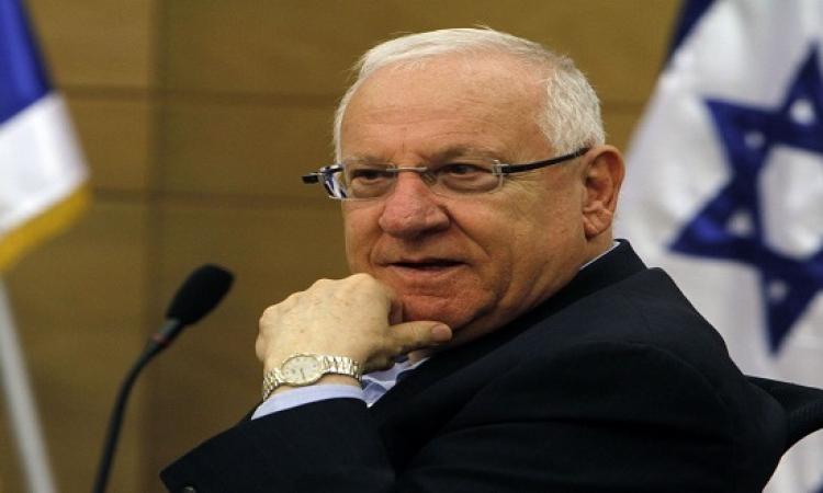 """الخارجية الفلسطينية: اقتحام الرئيس الإسرائيلى للبلدة القديمة بالخليل """"إرهاب سياسى"""""""