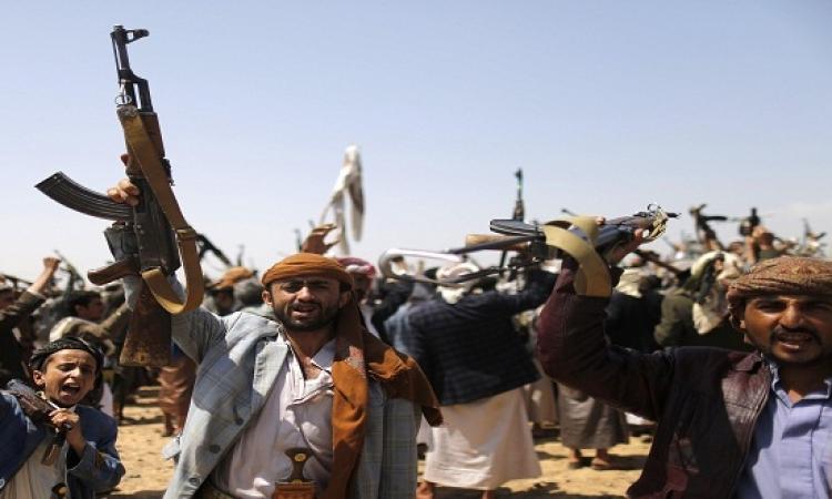 مقتل 10 متمردين من ميلشيات الحوثيين بمواجهات في اليمن