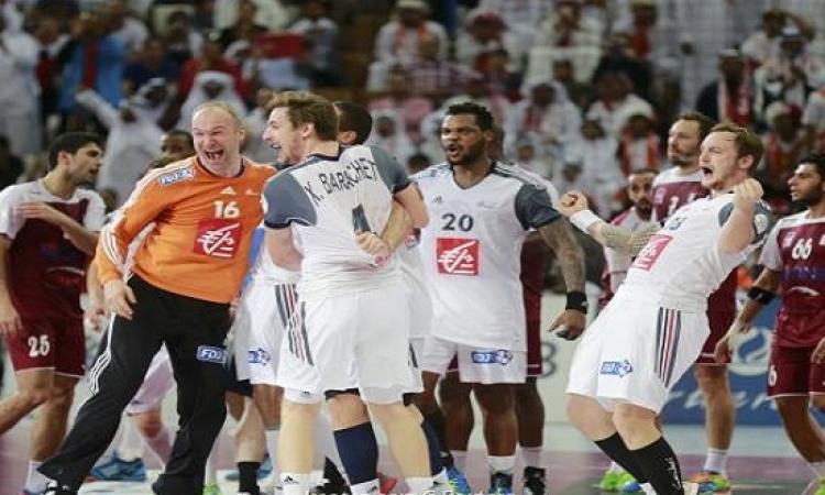 الجزيرة الإخبارية تعلن فوز قطر بمونديال اليد ثم تتراجع
