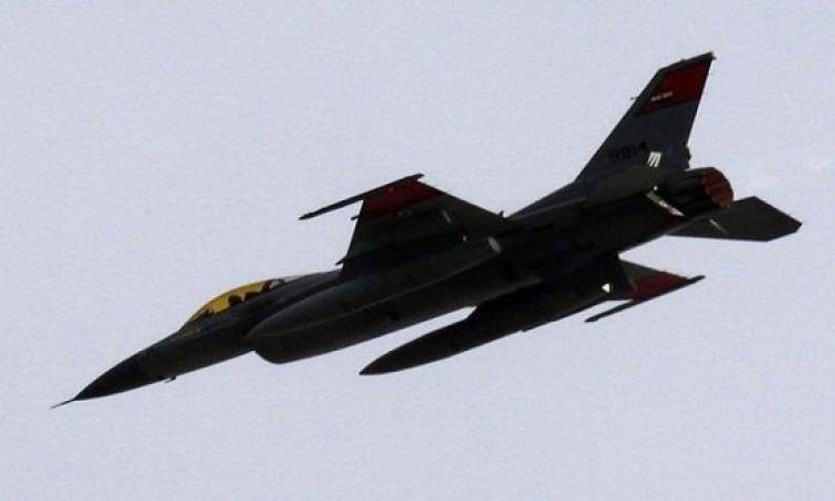 بالفيديو .. القوات المسلحة تبث لقطات جديدة للضربة الجوية على داعش ليبيا