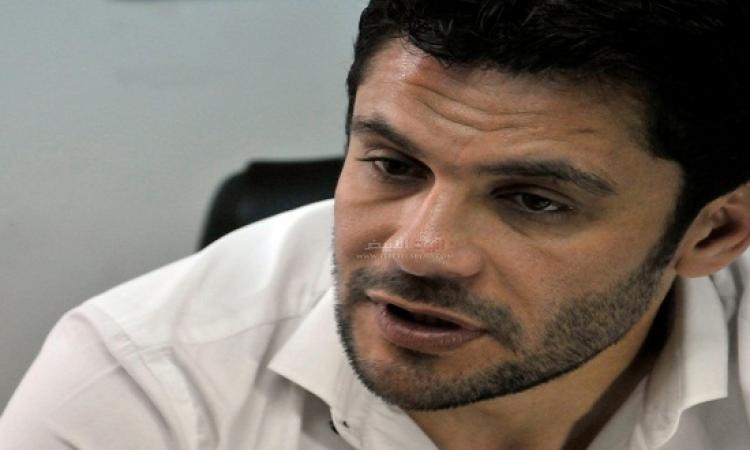أحمد حسن يصدر بيانًا للرد على اتهامات رئيس الزمالك