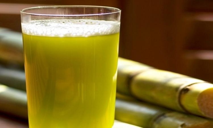 ما هى فوائد عصير القصب ؟!