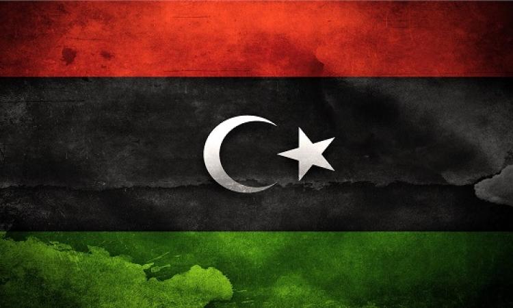كيف رد الجيش الليبى على داعش بعد ذبح المصريين ؟!