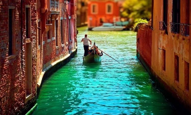 جولة فى البندقية .. مدينة الطبيعة والرومانسية