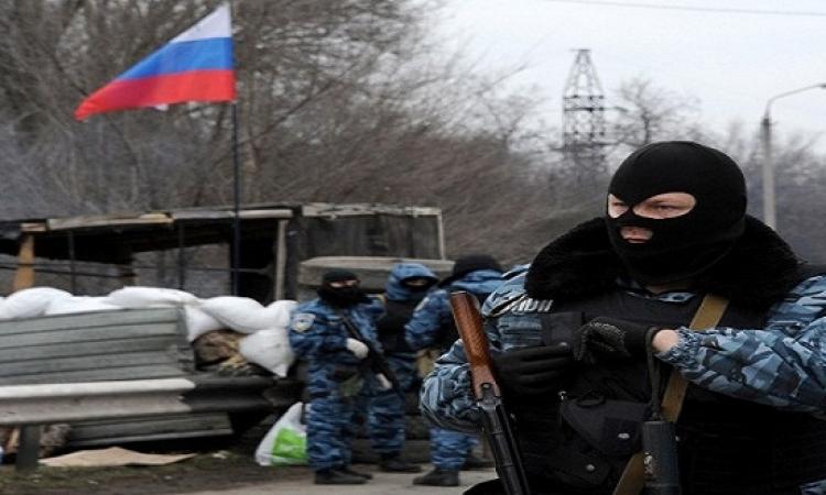 """بالفيديو .. التليفزيون الروسى يبث فيلما وثائقيا بعنوان """"عودة القرم إلى روسيا"""""""