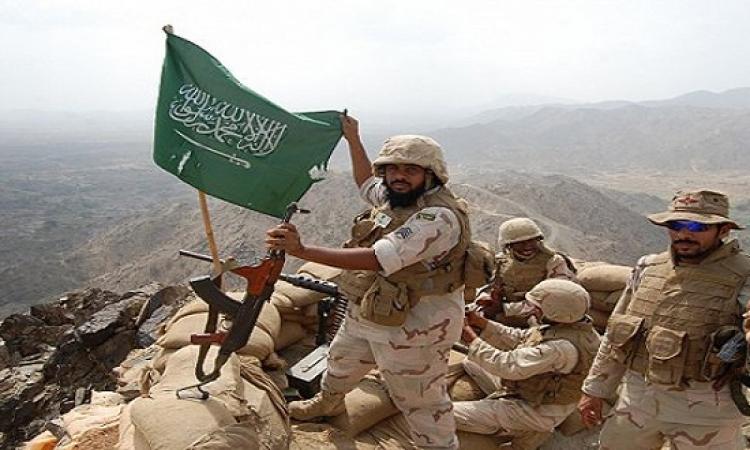 الجيش السعودى يقتل ويأسر العشرات من مليشيات الحوثى