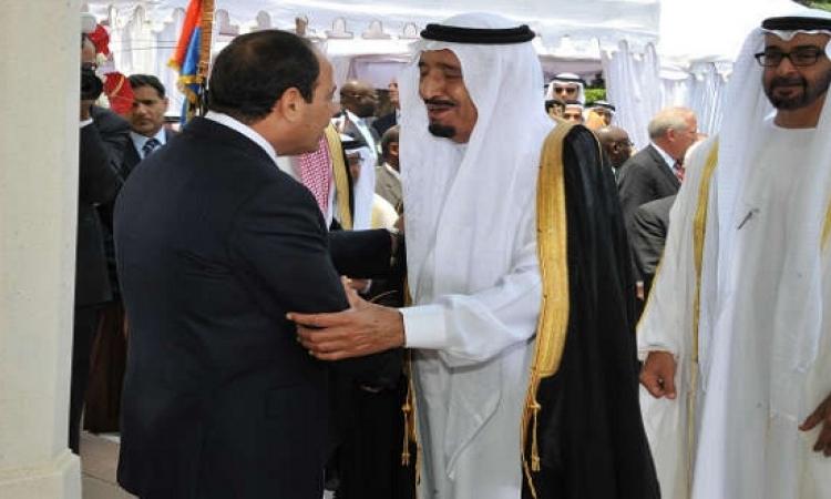 السيسى يشيد بدور السعودية فى إنجاح المؤتمر الاقتصادى
