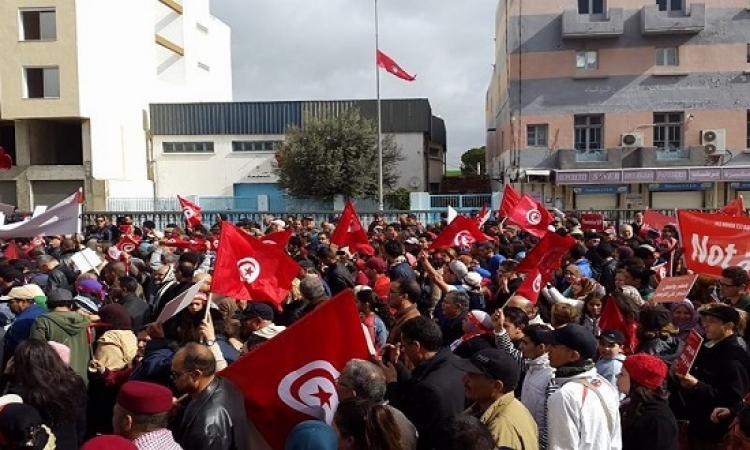 انطلاق مسيرة دولية مناهضة للإرهاب فى تونس