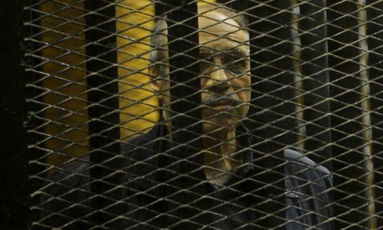"""الحكم اليوم على حبيب العادلى فى إعادة محاكمته بـ""""الاستيلاء على أموال الداخلية"""""""