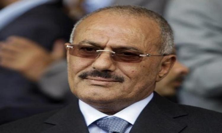 الرئيس اليمنى عبدالله صالح يصاب بأزمة قلبية..!!