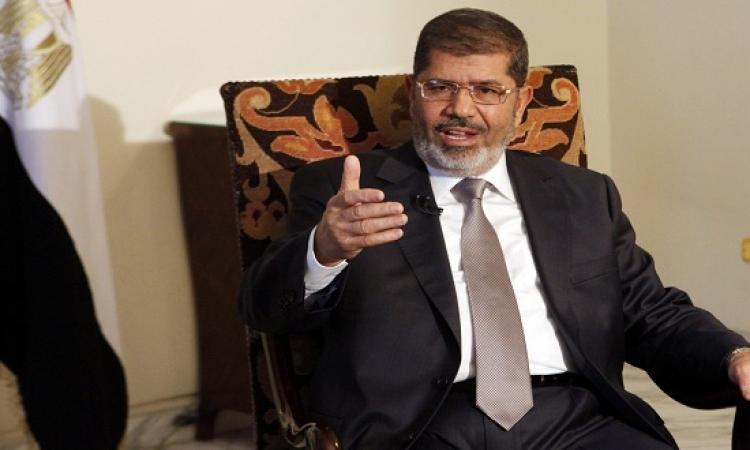 فضيحة جديدة لماسبيرو .. محمد مرسى يعود فى ذكرى أكتوبر !!