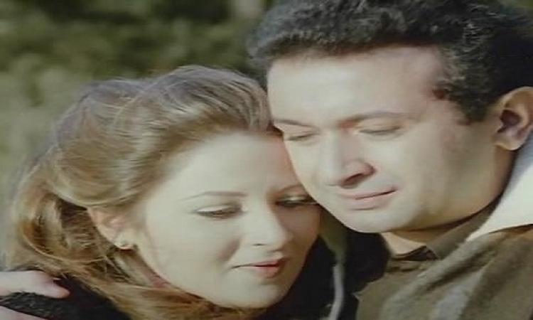عودة نور الشريف لحب عمره بوسى بعد 9 سنوات انفصال… ربنا يديم المحبة