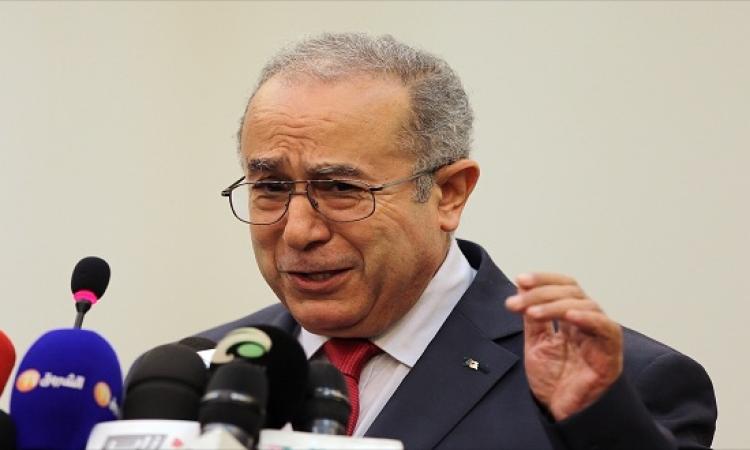 وزير خارجية الجزائر: لم نعترض على إنشاء القوة العربية المشتركة