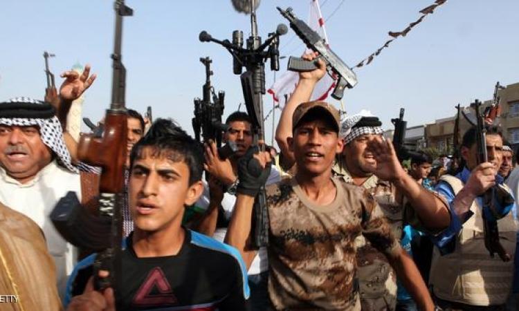 """القوات العرقية تدخل """"القصور الرئاسية"""" بتكريت"""