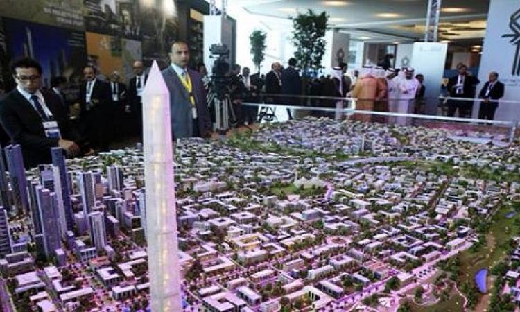صور المدينة الإدارية الجديدة الأكثر تداولاً على تويتر
