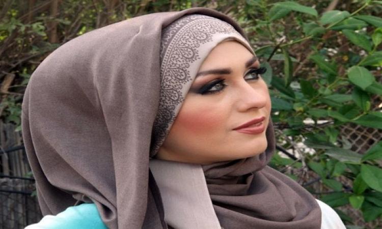 بالصور .. 12 ربطة حجاب للسهرات