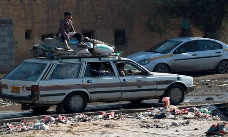 غارات جوية لطيران التحالف على عدة أهداف فى صنعاء