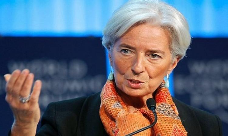 لاجارد تترشح لولاية ثانية لرئاسة صندوق النقد