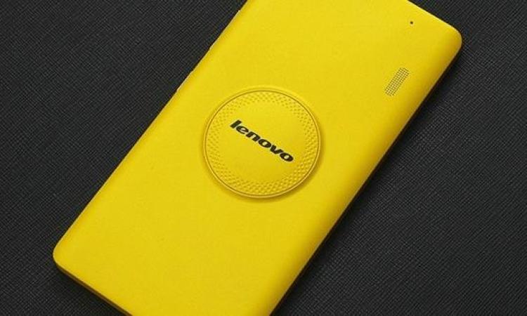 لينوفو تطلق هاتفها اللوحي الجديد Lenovo K3 Note