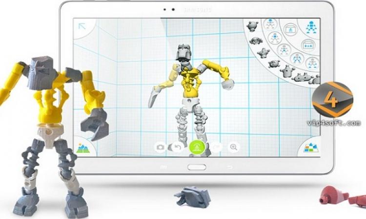 تصميم مُجسمات ثلاثية الأبعاد Tinkerplay