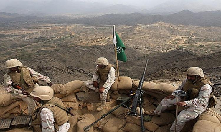 القوات السعودية تعترض صاروخ باليستي اطلق من اليمن