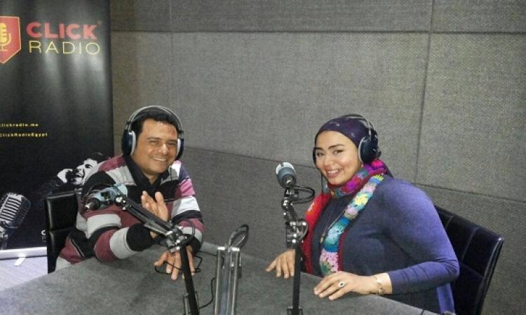 الاختيار مع الشاعرة نور عبد الله على راديو كليك مساء غدٍ الخميس