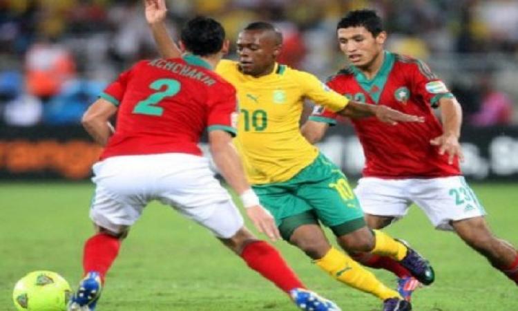"""المغرب تنتصر على """"الكاف"""" وتشارك رسميا فى أمم أفريقيا 2017 و2019"""