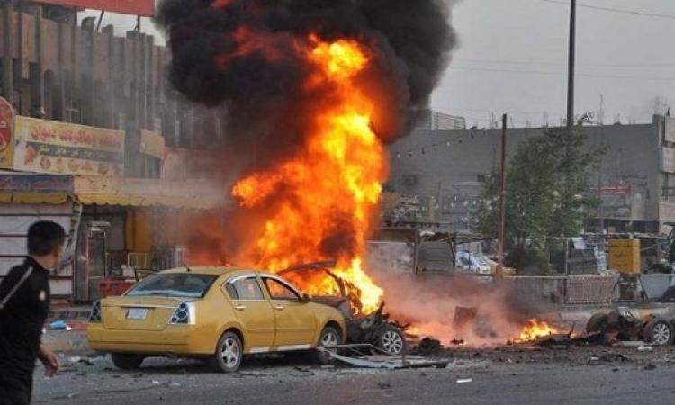 مقتل شخص وإصابة طفل فى انفجار 3 عبوات ناسفة بحلمية الزيتون