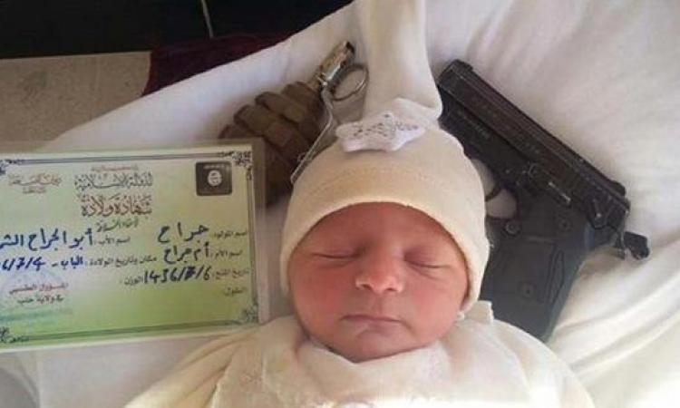 داعش يعدم طفل سورى فى الريف الشرقى لدير الزور