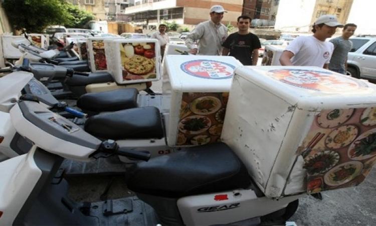 عامل دليفرى مصرى ينضم لصفوف داعش..!!