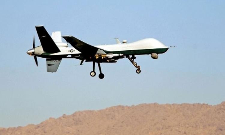 سقوط طائرة استطلاع إسرائيلية من طراز Mk فى لبنان