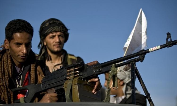 مقتل القيادى الحوثى «أبو جهاد» واثنين من مرافقفيه